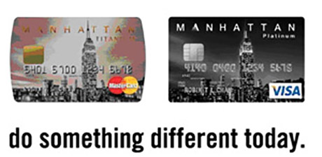 Credit Card Sponsor of Empire of the Dinosaurs: Manhattan Card – a division of Standard Chartered Bank (Hong Kong) Limited