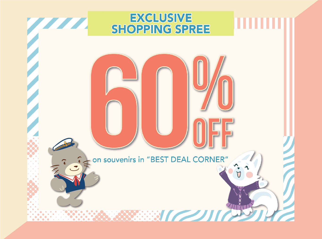 Exclusive Offer at the Best Deal Corner