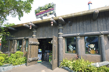 Rainforest Gift Shop