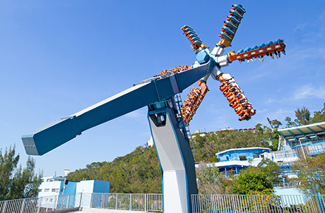 The Park's All-New Wild Twister Launches in Mid-December!