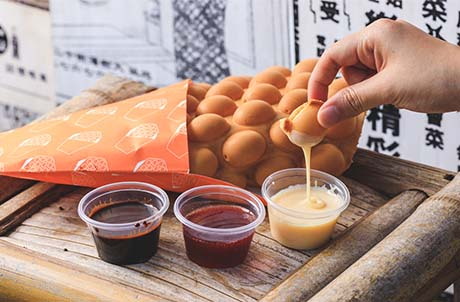 HK$541 for Admission Ticket Combo with Old Hong Kong Street Food Tasting Pass